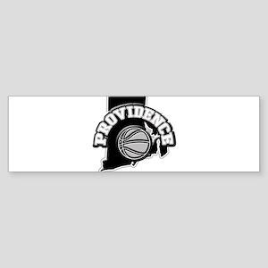 Providence Basketball Bumper Sticker