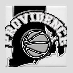 Providence Basketball Tile Coaster
