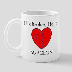 Heart MD Mug