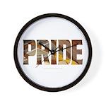 Piano Pride 2 Wall Clock