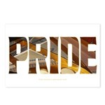 Piano Pride 2 Postcards (Package of 8)