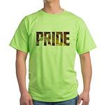 Piano Pride 2 Green T-Shirt