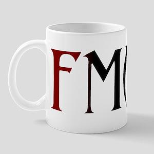 """""""FMA"""" - Filipino Martial Arts Mug"""