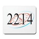 2214 Logo Mousepad