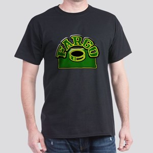 Fargo Hockey Dark T-Shirt