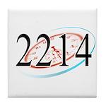 2214 Logo Tile Coaster
