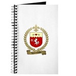LAMOUREUX Family Crest Journal