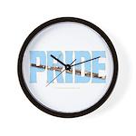 Bassoon Pride Wall Clock