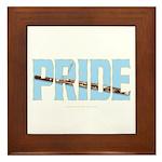 Bassoon Pride Framed Tile
