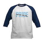 Bassoon Pride Kids Baseball Jersey