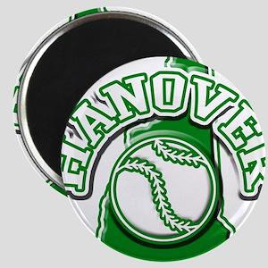 Hanover Baseball Magnet