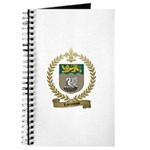 LAJEUNESSE Family Crest Journal