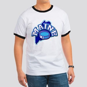 Maine Hockey Ringer T