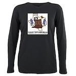 Women's Texas Cavy Round Up Plus T-Shirt