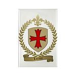 LACROIX Family Crest Rectangle Magnet (100 pack)