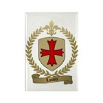 LACROIX Family Crest Rectangle Magnet (10 pack)