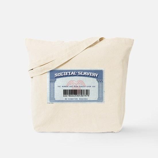 Unique New world order Tote Bag