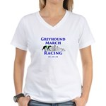 March For Racing T-Shirt