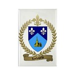 LACHAPELLE Family Crest Rectangle Magnet (100 pack