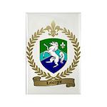 LABORGNE Family Crest Rectangle Magnet (10 pack)