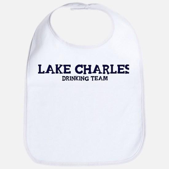 Lake Charles drinking team Bib