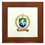 LABORNE Family Crest Framed Tile