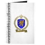 LABAUVE Family Crest Journal