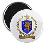 LABAUVE Family Crest Magnet