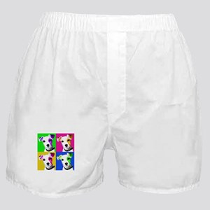 Jack Russell Pup Boxer Shorts