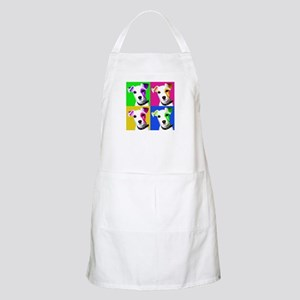 Jack Russell Pup BBQ Apron