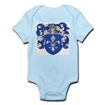 Gevers Family Crest Infant Creeper