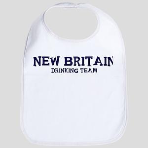 New Britain drinking team Bib