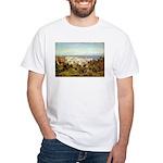 Genoa White T-Shirt