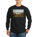 Genoa Long Sleeve Dark T-Shirt