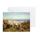 Genoa Greeting Card