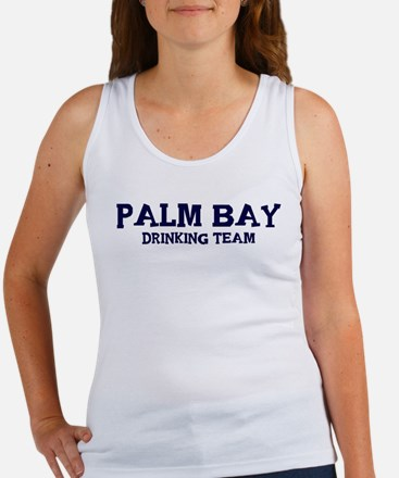 Palm Bay drinking team Women's Tank Top