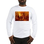 Forest in Autumn Long Sleeve T-Shirt