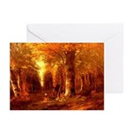Forest in Autumn Greeting Cards (Pk of 10)