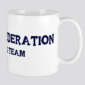 Russian Federation drinking t Mug