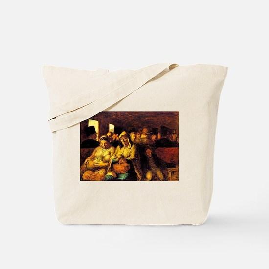 Third Class Tote Bag