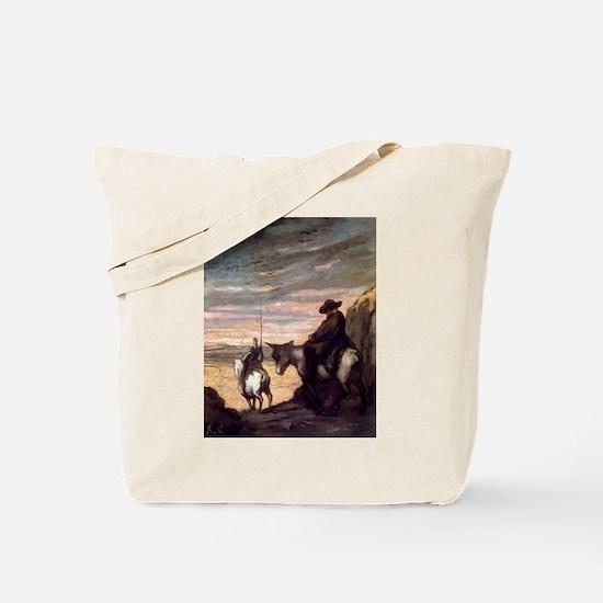 Quixote Tote Bag
