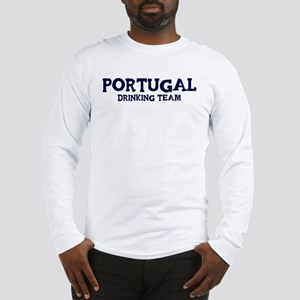 Portugal drinking team Long Sleeve T-Shirt