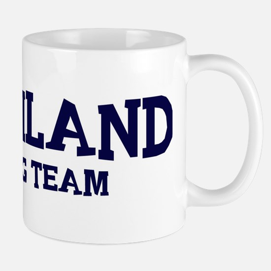 Swaziland drinking team Mug
