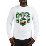 Hageman Family Crest Long Sleeve T-Shirt