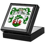 Hageman Family Crest Keepsake Box