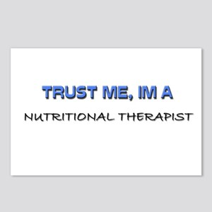 Trust Me I'm a Nutritional Therapist Postcards (Pa