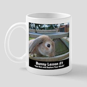 Easter gag gifts cafepress bunny lesson 7 mug negle Gallery