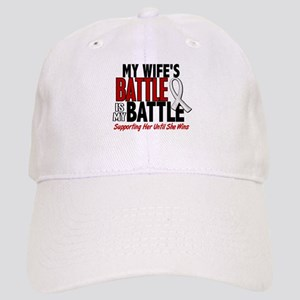 My Battle Too 1 PEARL WHITE (Wife) Cap