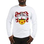 Hartman Family Crest Long Sleeve T-Shirt