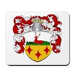 Hartman Family Crest Mousepad